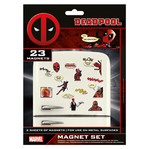 Pyramid Set magnetiek Deadpool 23 ks