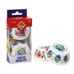 Decora Košíčky na muffiny - Požiarnik Sam 36 ks