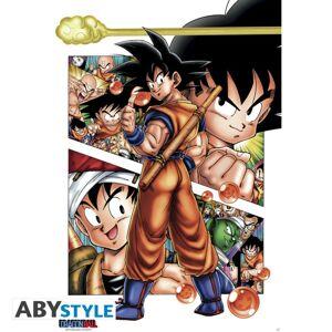 ABY style Plagát - Son Goku