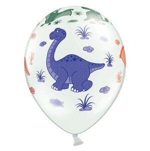 PartyDeco Balónik - dinosaury