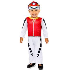 Amscan Detský kostým pre najmenších - Paw Patrol Marshall Veľkosť najmenší: 18 - 24 mesiacov