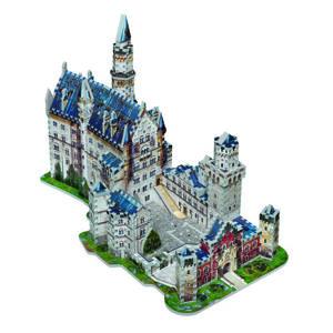 Distrineo Zámok Neuschwanstein - 3D puzzle