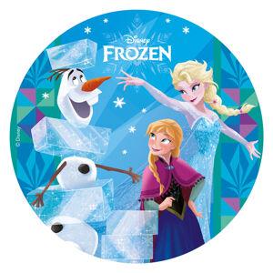 Dekora Jedlý papier -Frozen/ Ľadové Kráľovstvo 20 cm