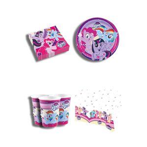 Oslava My Little Pony pre 8 osôb mix