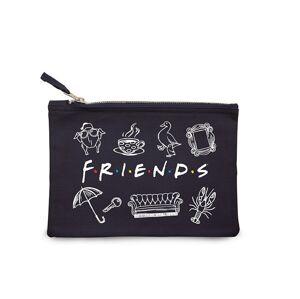 ABY style Kozmetická taštička - Friends/Priatelia