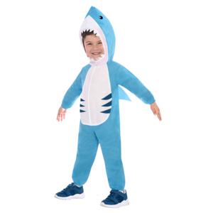 Amscan Detský kostým - Žralok Veľkosť - deti: S