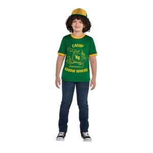 Amscan Detský kostým Dustin - Stranger Things Veľkosť - deti: 12 - 14 rokov