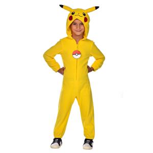 Amscan Detský kostým - Pikachu overal Veľkosť - deti: S
