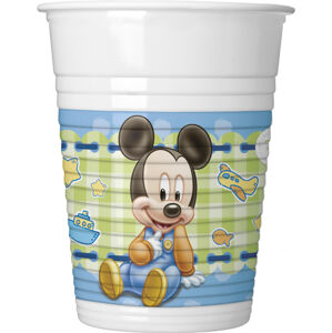 Procos Poháre Mickey Mouse baby 200 ml