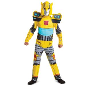 Godan Detský kostým Bumblebee - Transformers Veľkosť - deti: S