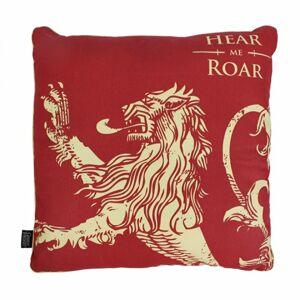 Half Moon Bay Vankúš Game of Thrones - Lannister Hear me Roar