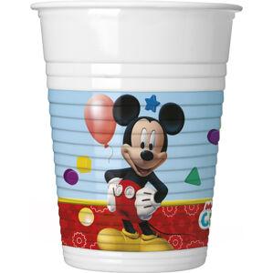 Procos Poháre párty Mickey Mouse 8 ks